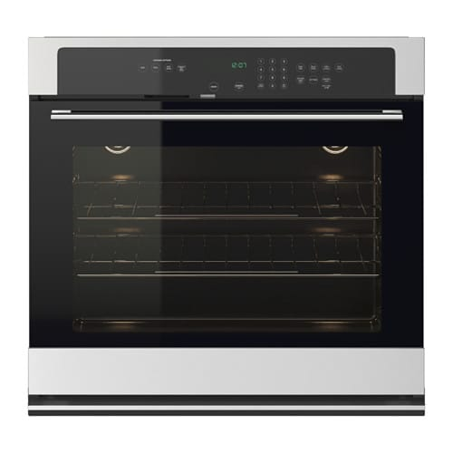Nutid thermal self cleaning oven ikea for Who makes ikea microwaves