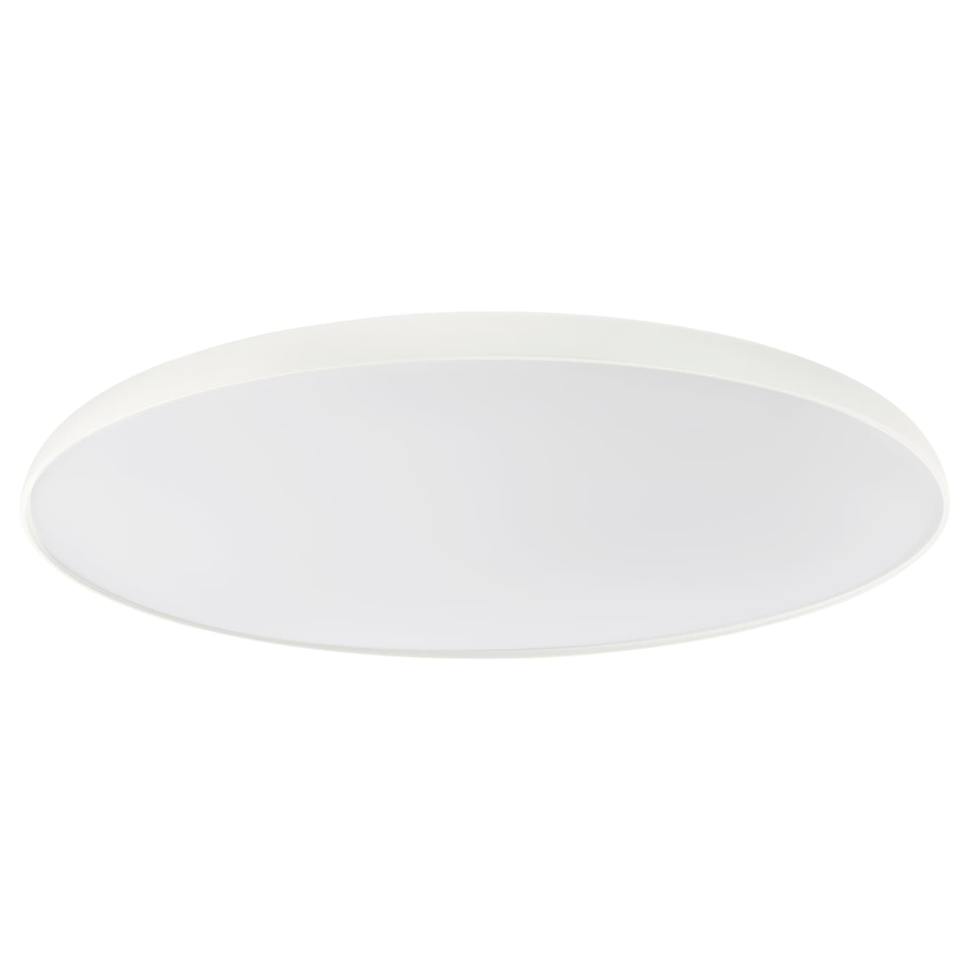 NYMÅNE LED ceiling lamp - white