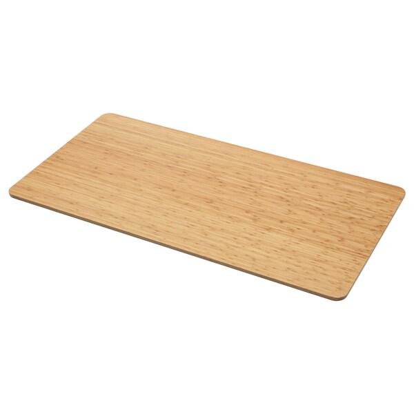 "ÖVRARYD Table top, bamboo, 59x30 3/4x3/4 """