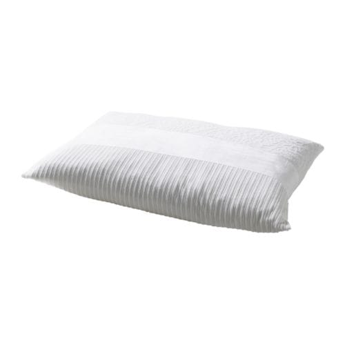 OFELIA BLAD Cushion   Inner cushion with feather filling provides support and comfort.  The zipper makes the cover easy to remove.