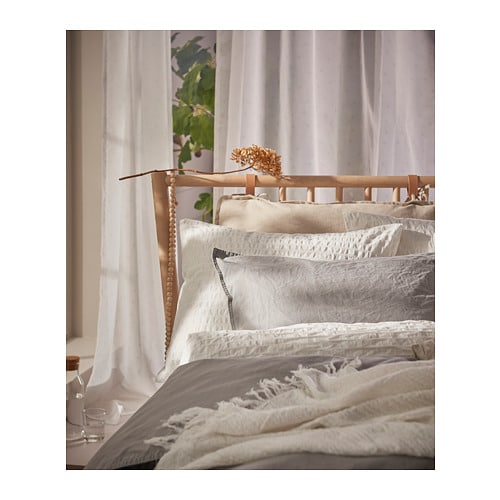OFELIA VASS Duvet cover and pillowcase(s)   Extra soft and durable quality since the bedlinen is densely woven from fine yarn.