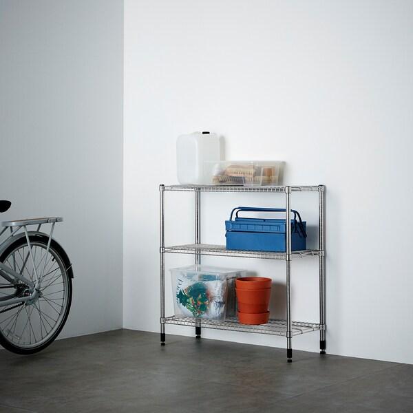 IKEA OMAR Shelf unit