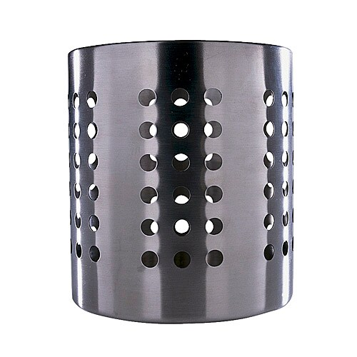ORDNING Utensil holder IKEA Also suitable for storing and keeping your favorite cooking utensils accessible on the countertop.