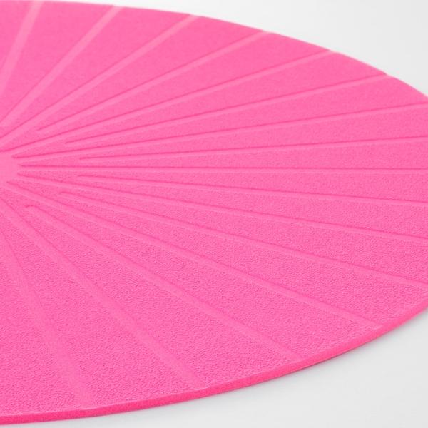 """PANNÅ place mat pink 15 """""""