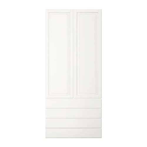 PAX BIRKELAND 2 doors and 4 drawers