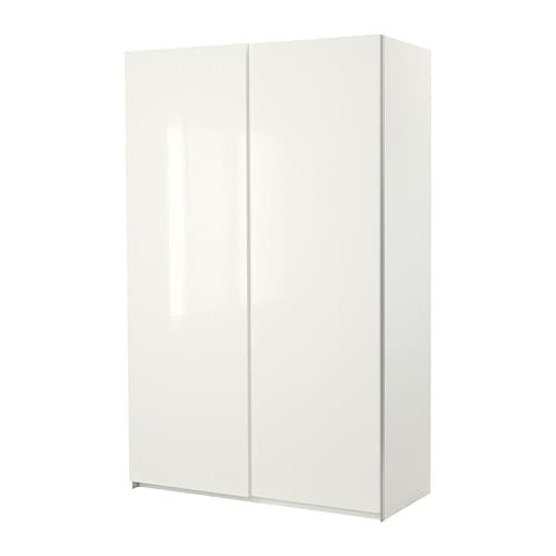 PAX Wardrobe with sliding doors   10-year Limited Warranty.   Read about the terms in the Limited Warranty brochure.