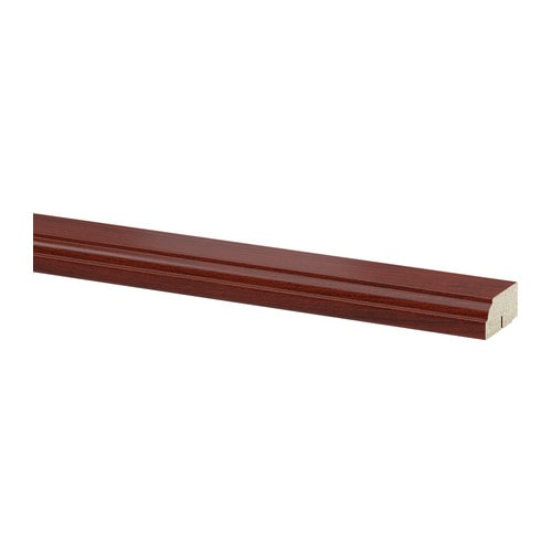 PERFEKT RAMSJÖ Contoured deco strip/moulding   Can be used as a deco strip at the bottom or a cornice at the top of wall cabinets.