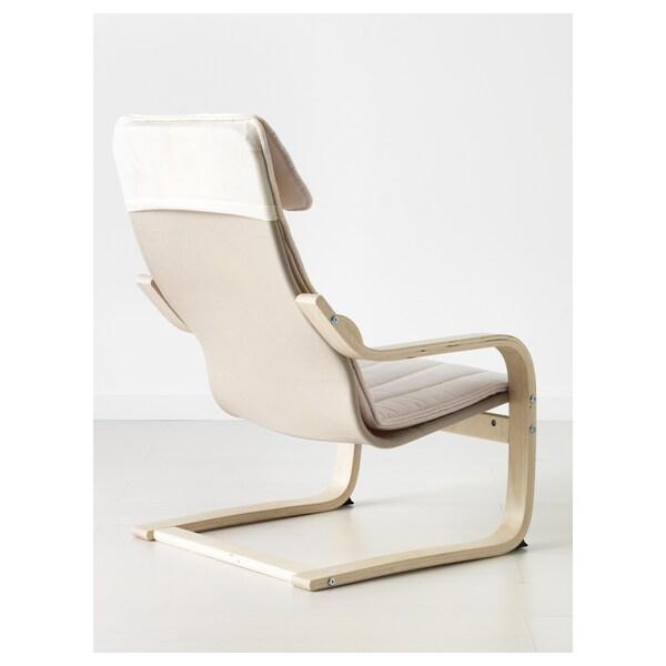 IKEA POÄNG Children's arm chair