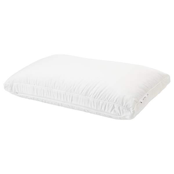 PRAKTVÄDD Ergonomic pillow, side sleeper, Queen
