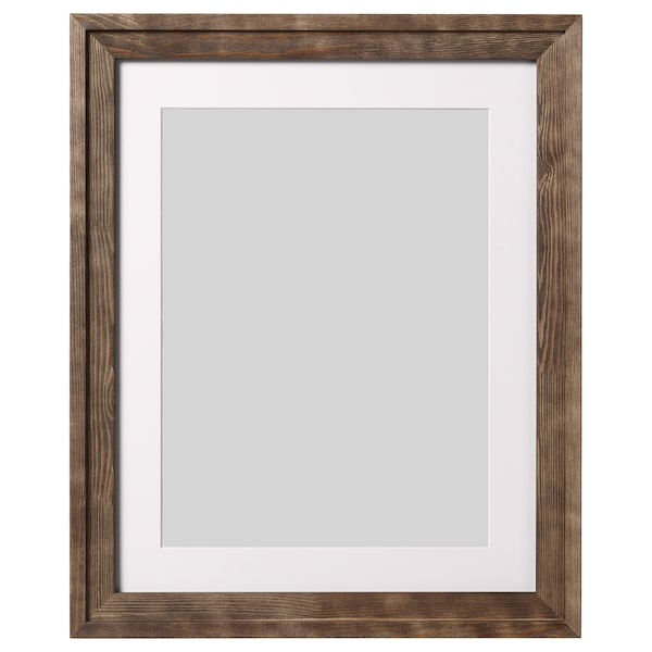 RAMSBORG Frame, brown, 16x20 ""