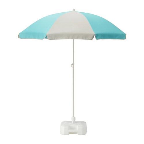 Patio Umbrellas Edmonton Alberta: RAMSÖ / FISKÖ Patio Umbrella With Base
