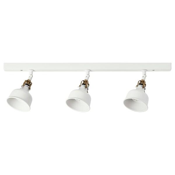 IKEA RANARP Ceiling track, 3 spotlights