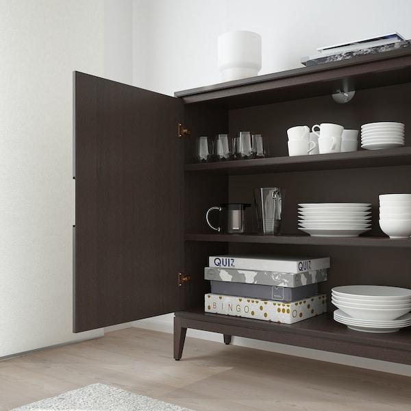 "REGISSÖR Cabinet, brown, 46 1/2x43 1/4 """