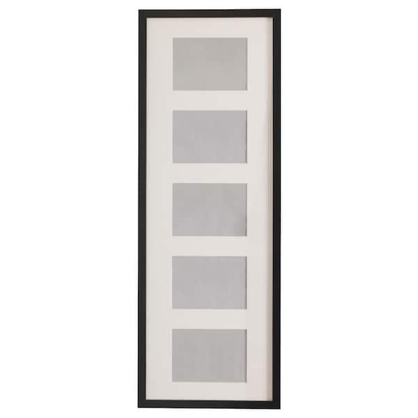 "RIBBA Frame, black, 11 ¾x34 ¾ """