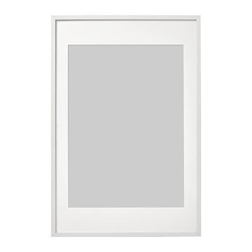 Ribba Picture Frame in White