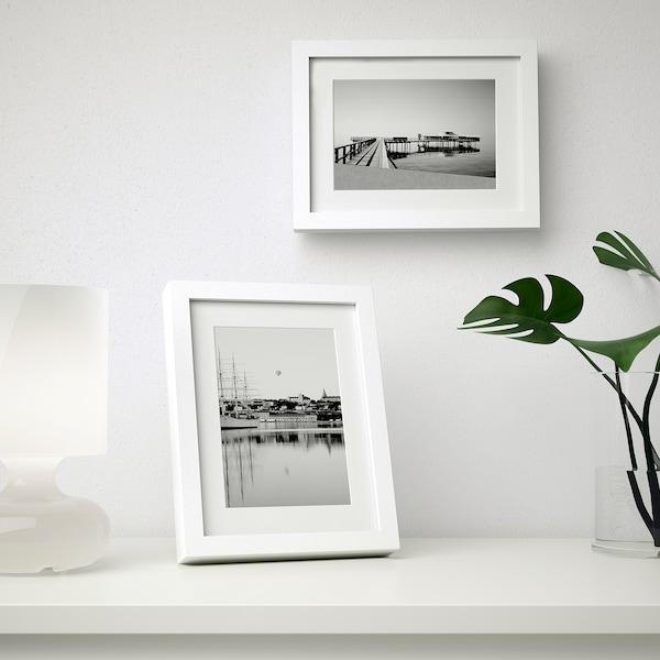 "RIBBA Frame, white, 8x10 """