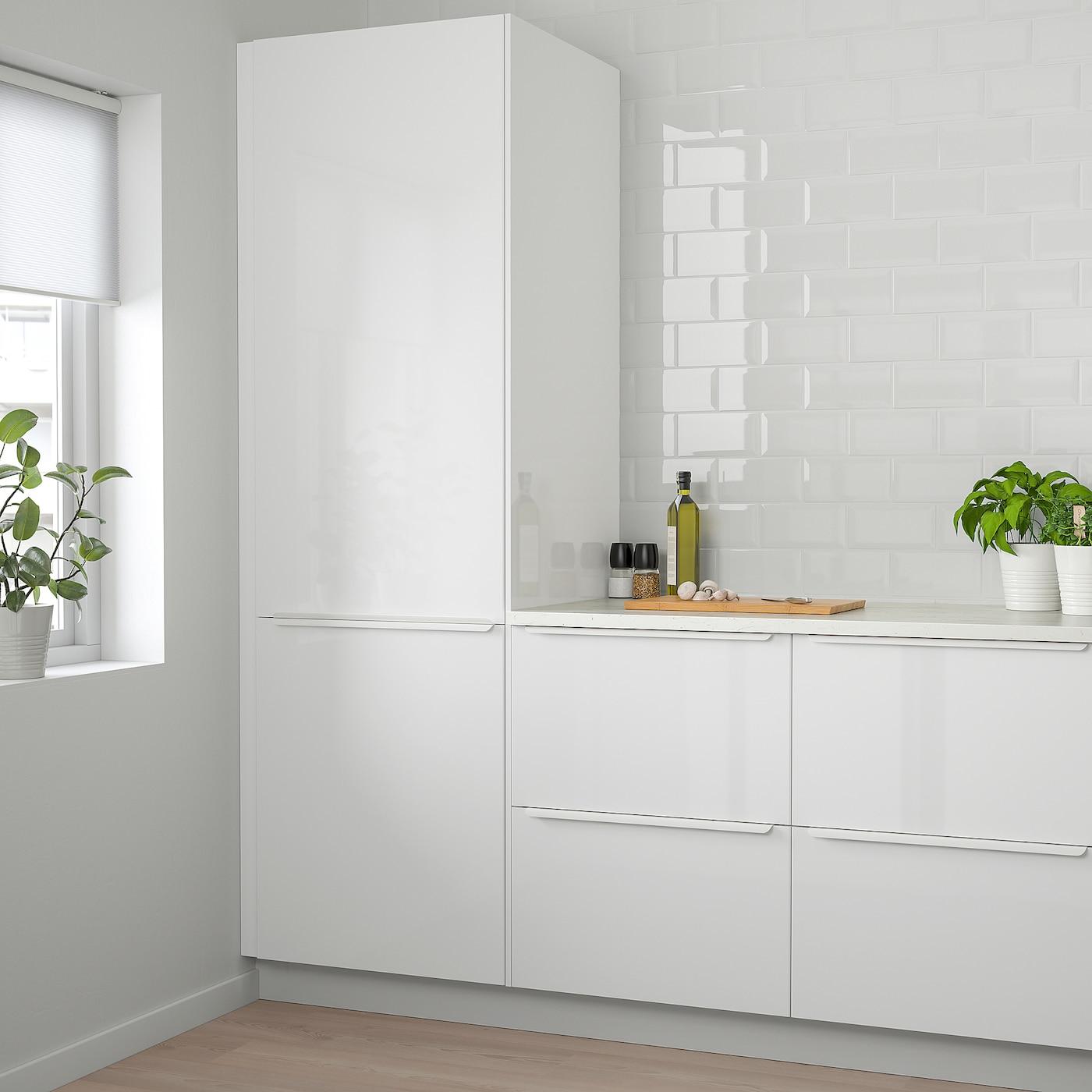Ringhult Door High Gloss White 24x60 61x152 Cm Ikea