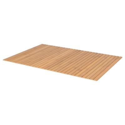 RÖDEBY Armrest tray, bamboo