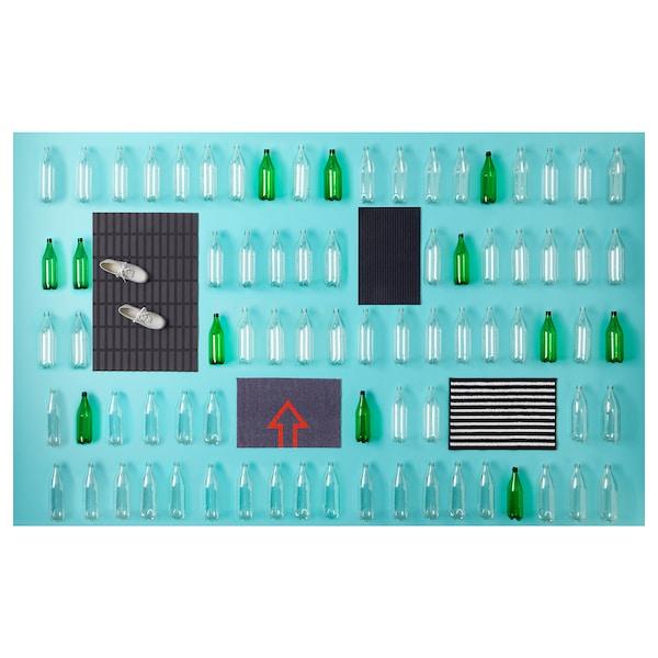 """RORSLEV Door mat, multicolor, 1 ' 4 """"x2 ' 0 """""""