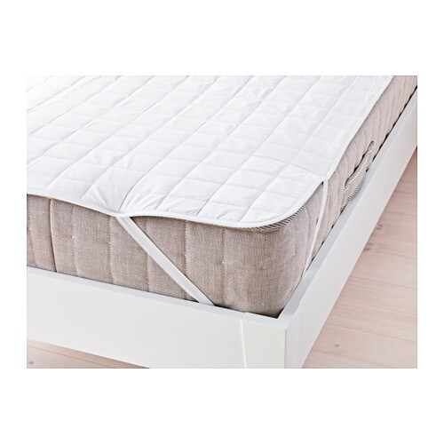 ROSENDUN Mattress protector   You can prolong the life of your mattress against stains and dirt with a mattress protector.