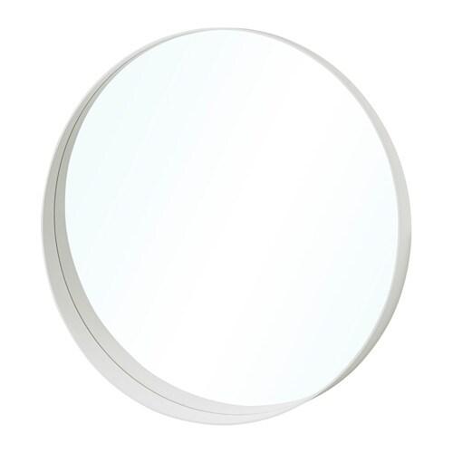 Rotsund mirror ikea for Miroir rond ikea