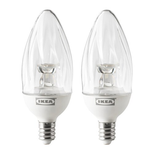 ryet led bulb e12 100 lumen ikea the led light bulb consumes up to 85 - E12 Led Bulb