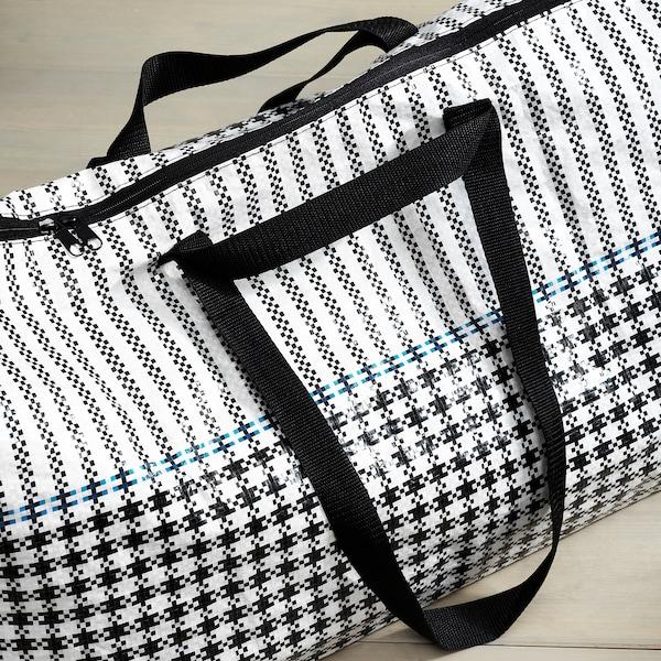 SAMMANKOPPLA Shopping bag, large, 19 gallon