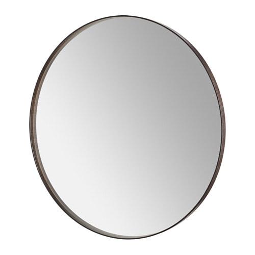 SANDANE Mirror IKEA Safety film reduces damage if glass is broken.