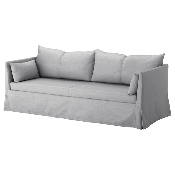 SANDBACKEN Cover for sofa, Frillestad light gray
