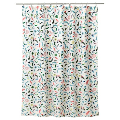 "SANDBREDAN shower curtain multicolor 0.43 oz/sq ft 71 "" 71 "" 34.88 sq feet 0.43 oz/sq ft"