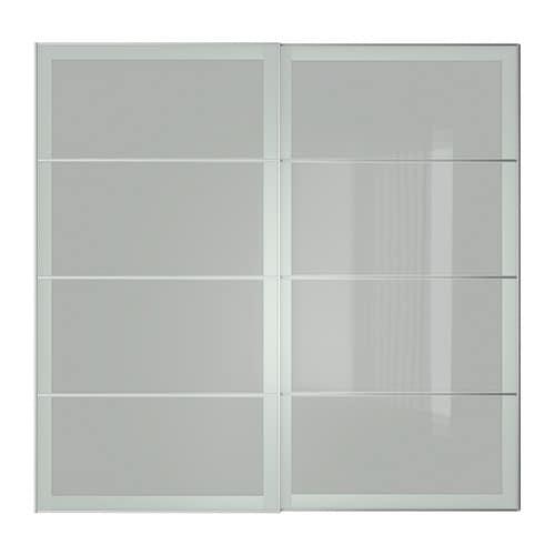 Sekken Pair Of Sliding Doors Ikea