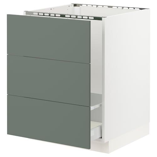 IKEA SEKTION Base cabinet f/sink & waste sorting