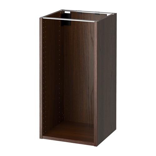 Kitchen Cabinets Frames: Wood Effect Brown, 15x14 3