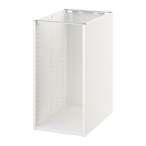 Kitchen Cabinets Frames: SEKTION Base Cabinet Frame