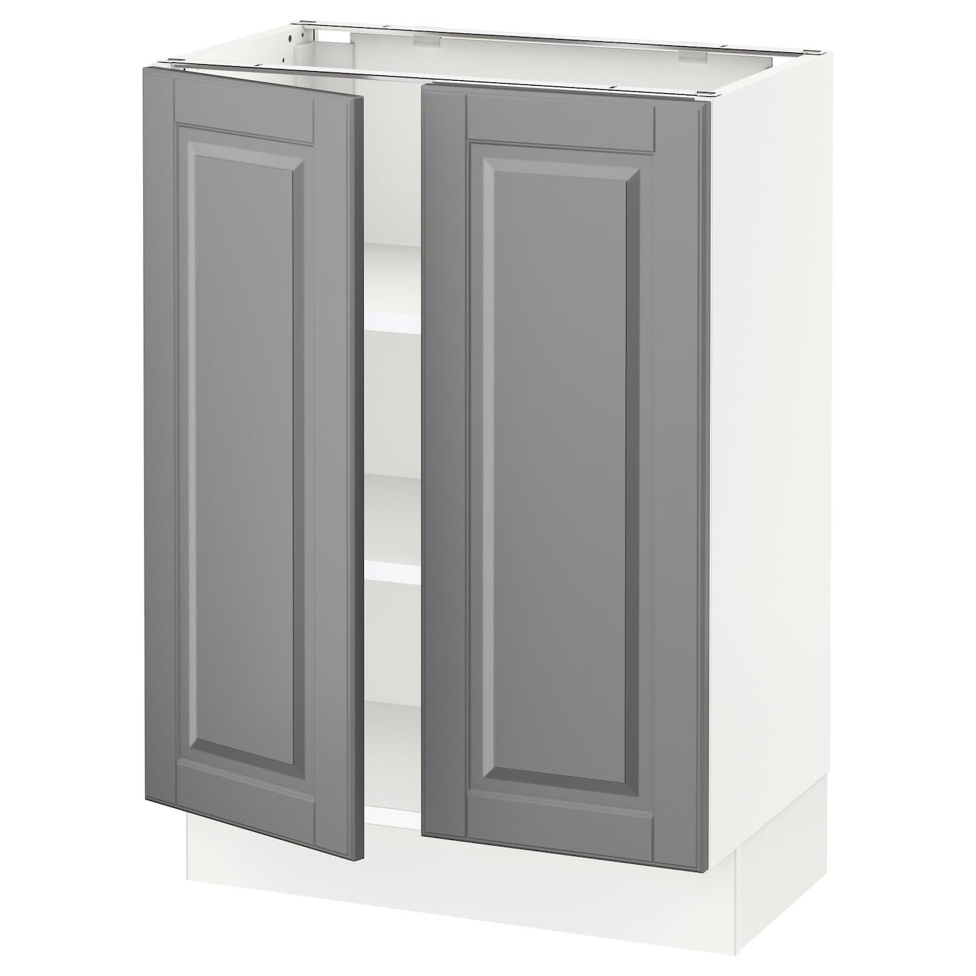 SEKTION Base Cabinet With Shelves/2 Doors