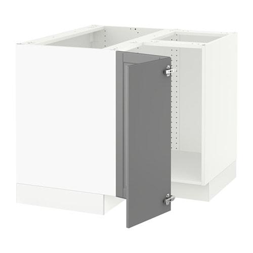 Corner Sink Ikea : SEKTION Corner base cabinet for sink IKEA You can choose to mount the ...
