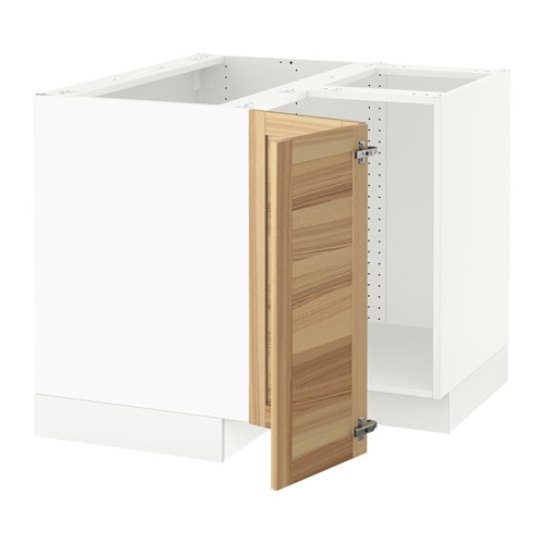 Corner Sink Base Kitchen Cabinet: SEKTION Corner Base Cabinet For Sink