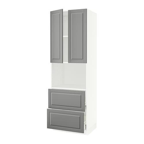 SEKTION Hi Cab F/microwave,2 Drawers/2 Door