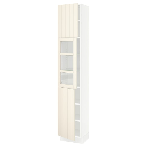 Sektion High Cabinet W Gl Door 2