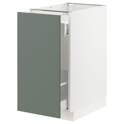 IKEA SEKTION / MAXIMERA Base cabinet with pull-out storage