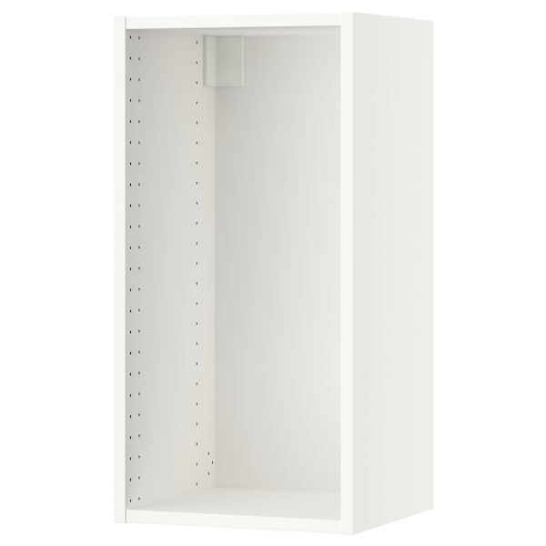 "SEKTION Wall cabinet frame, white, 15x14 3/4x30 """