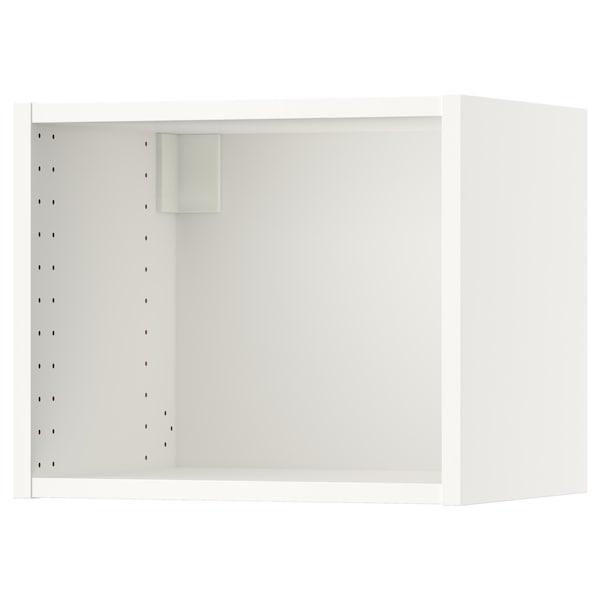 "SEKTION Wall cabinet frame, white, 18x14 3/4x15 """