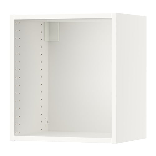 SEKTION Wall cabinet frame - white, 18x14 3/4x20 \