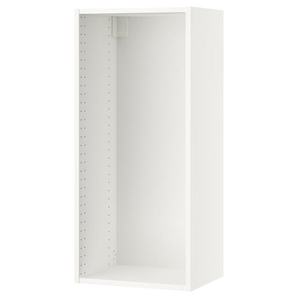 "SEKTION Wall cabinet frame, white, 18x14 3/4x40 """