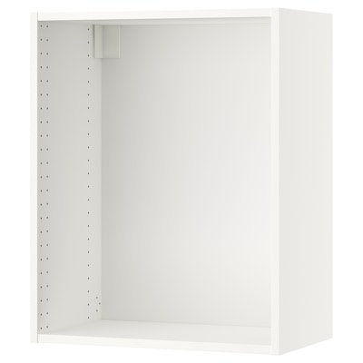 SEKTION Wall cabinet frame, white, 24x14 3/4x30 ""