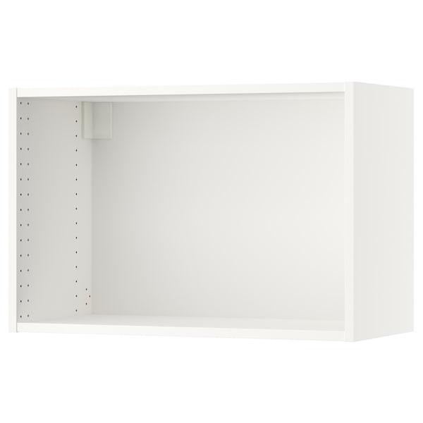 "SEKTION Wall cabinet frame, white, 30x14 3/4x20 """