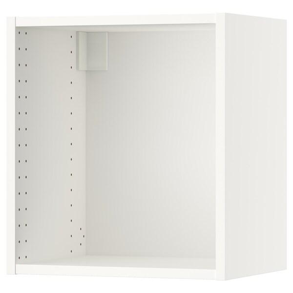 "SEKTION wall cabinet frame white 14 3/8 "" 14 3/4 "" 18 "" 14 3/4 "" 14 3/4 "" 20 "" 3/4 """