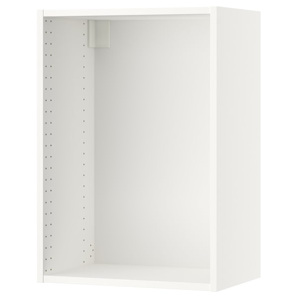 "SEKTION wall cabinet frame white 14 3/8 "" 14 3/4 "" 21 "" 14 3/4 "" 14 3/4 "" 30 "" 3/4 """