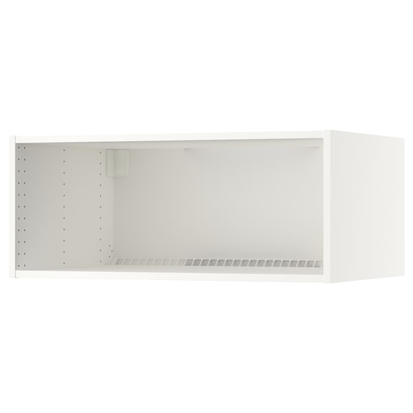 SEKTION Wall top cabinet frame, white, 36x24x15 ""