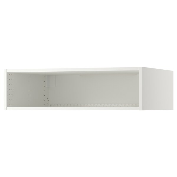 """SEKTION Wall top cabinet frame, white, 36x24x10 """""""